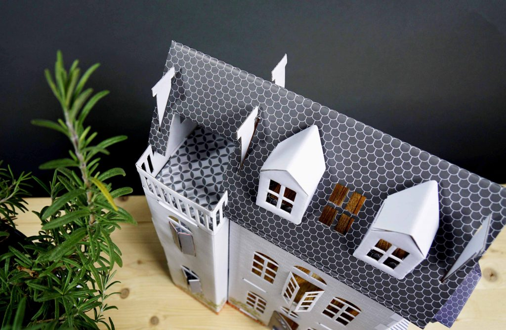 dollhouse puppenhaus